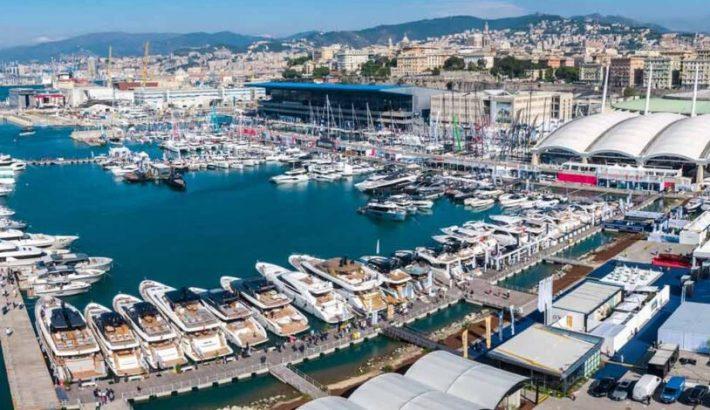 Mascharter Presente al 61esimo Salone Nautico di Genova, dal 16 al 21 settembre 2021
